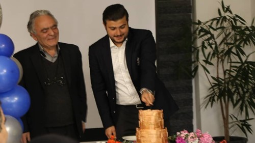 مراسم یادبود سومین سال تاسیس هلدینگ فاخر