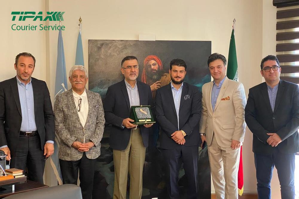 Logistics and transportation-Common Cooperation between TIPAX & National Commission of UNESCO-Iran
