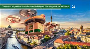 Logistics and transportation-Clear Future of Drones in Supply Chain