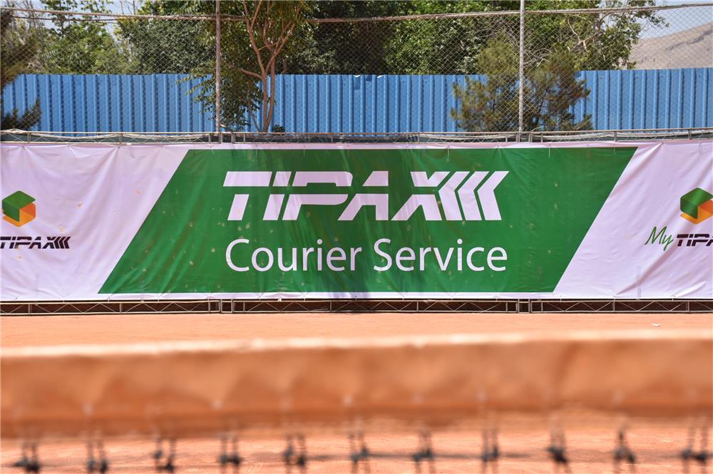 لجستیک و حملونقل-تیپاکس، حامی ورزش تنیس ایران