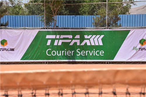 تیپاکس، حامی ورزش تنیس ایران