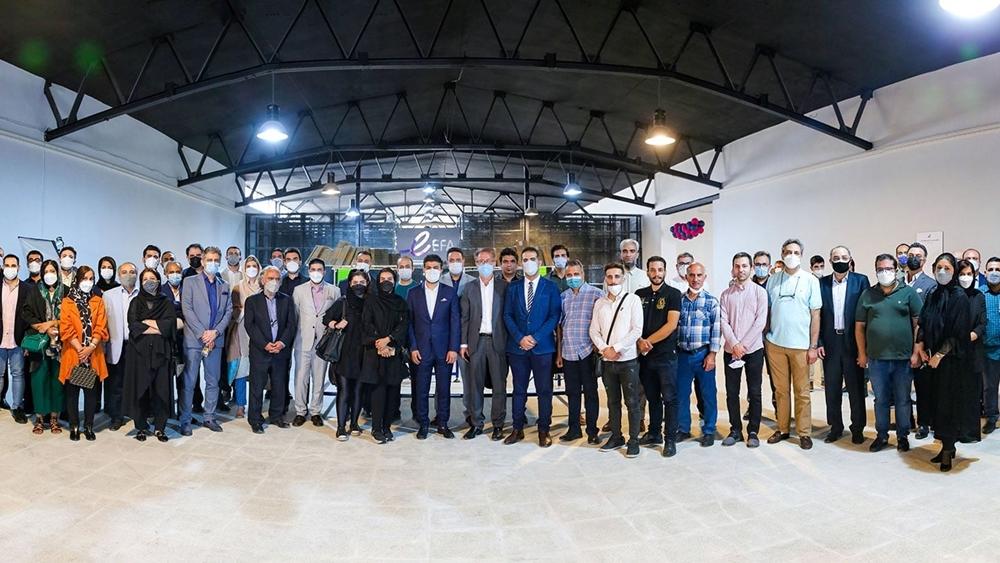 لجستیک و حملونقل-افتتاح مرکز پردازش جدید ایفا